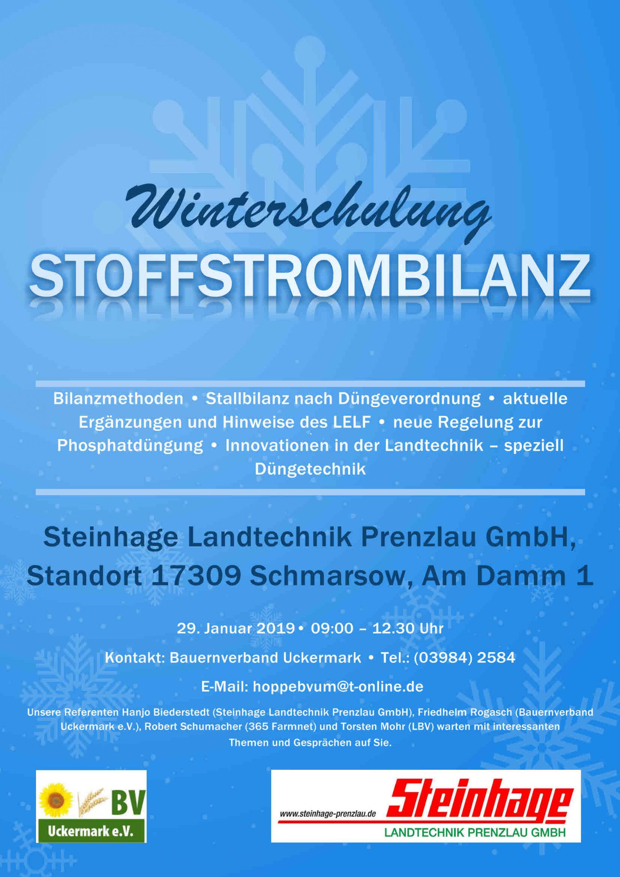 Startseite Steinhage Landtechnik Prenzlau Gmbh